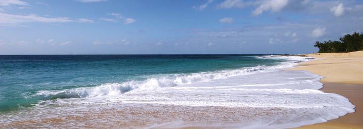 Strand auf Oahu - Hawaii