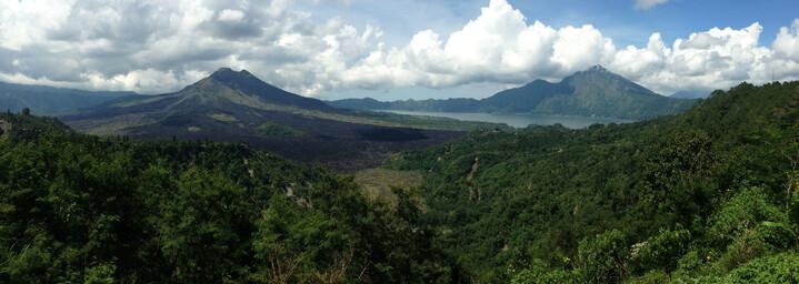 Bali Reisebericht - Danau Batur und Vulkan Gunung Batur