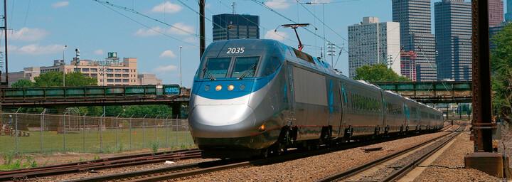 Amtrak Zug