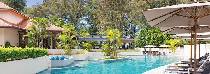 Pool im DEWA Phuket Resort