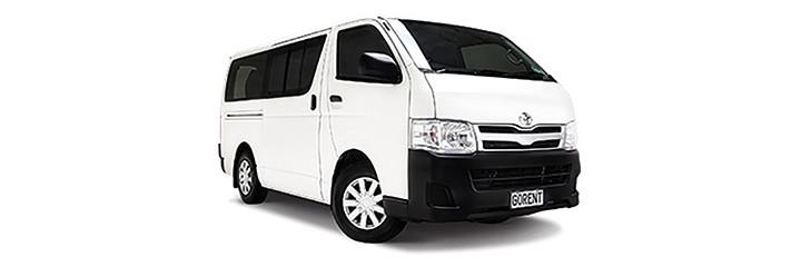 Go Rentals 11 Seater Van