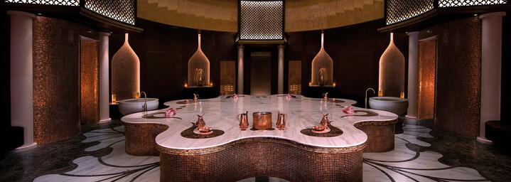 Hammam Anantara Eastern Mangroves Hotel & Spa Abu Dhabi