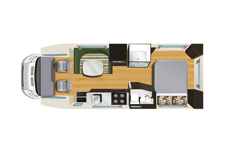 Floorplan bei Tag - Apollo Euro Slider
