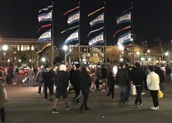 Reisebericht Kalifornien - Pier 39 in San Francisco