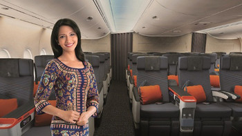 Premium Economy Class Singapore Airlines