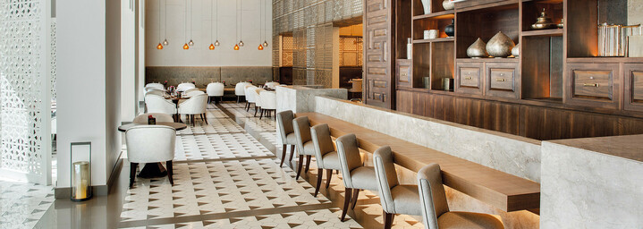 Manzil Downtown Dubai Restaurant