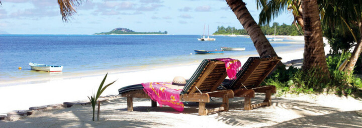 Strand - Indian Ocean Lodge Grand Anse