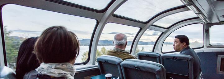 VIA Rail The Ocean Panoramazug