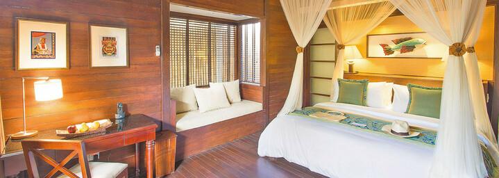 Garden-Bungalow Beispiel des Lembongan Beach Club & Resort