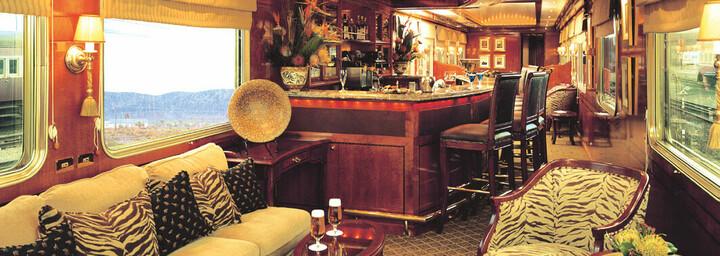 Bar des The Blue Train