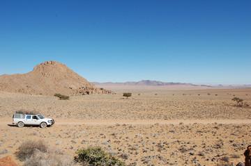 Reisebericht Namibia: Namib Wüste