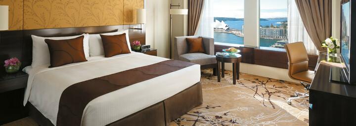 Beispiel Executive Opera House City View-Zimmer Shangri-La Hotel Sydney
