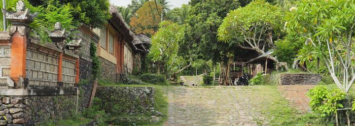 Traditionelles Dorf Tenganan