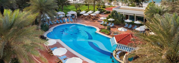 Kempinski Hotel Ajman Pool