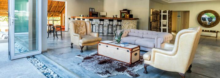Toshari Lodge Lounge