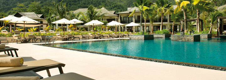Pool - The H Resort Beau Vallon Beach