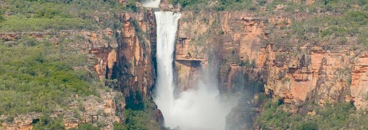 Jim Jim Wasserfälle im Kakadu Nationalpark
