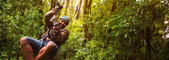 Monteverde Ziplining Costa Rica