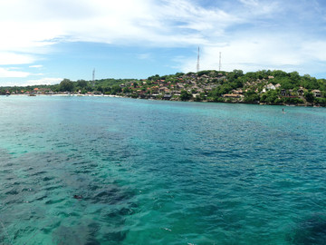 Reisebericht Bali - Insel Nusa Lembogan