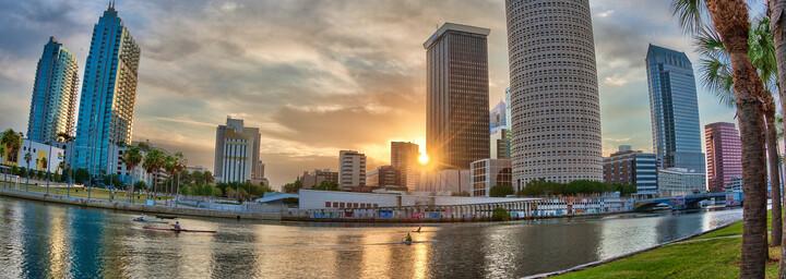 Bucht von Tampa