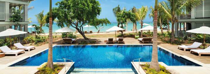 The St. Regis Mauritius Resort - Pool