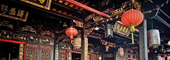Cheng Hoon Theng Tempel Malakka