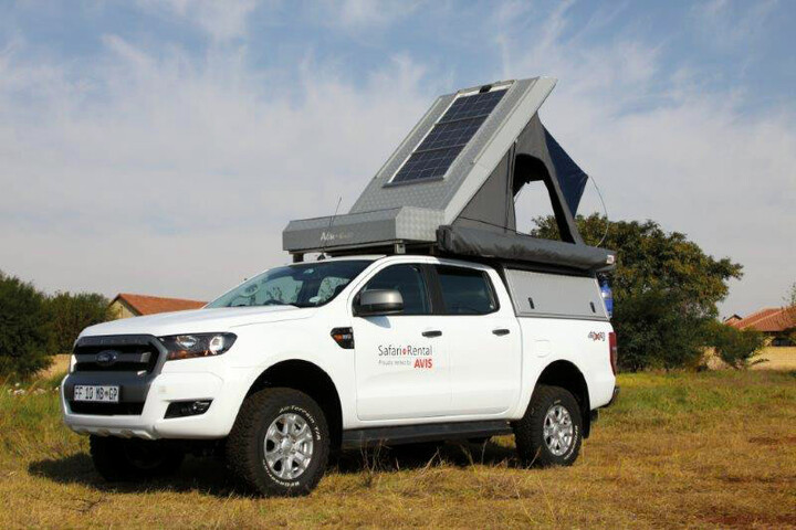 Avis Safari Luxury Safari Camper (Pop up) Gruppe O