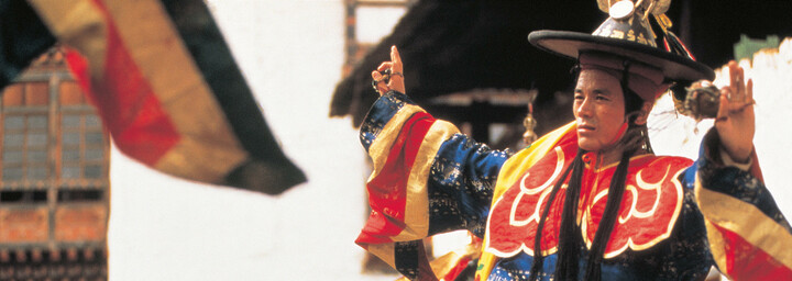 Bhutan Taenzer