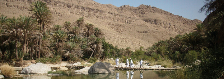 Wadi Bani Oman