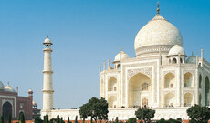 Agra - Stadt des Taj Mahals