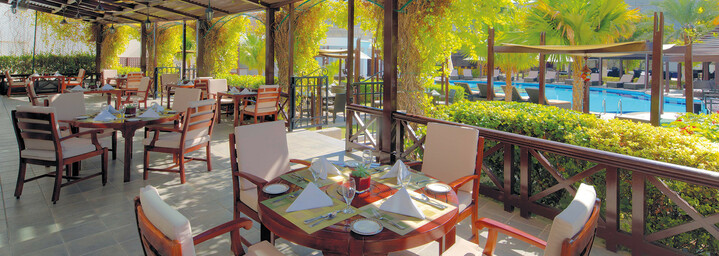 Olivos Restaurant Radisson Blu Hotel Muscat