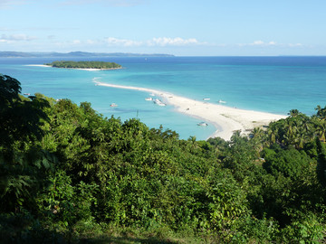 Madagaskar Reisebericht: Sandbank auf Nosy Iranja