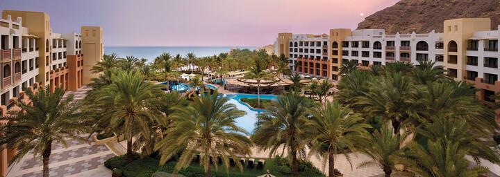 Shangri-La Barr Al Jissah Resort & Spa in Muscat