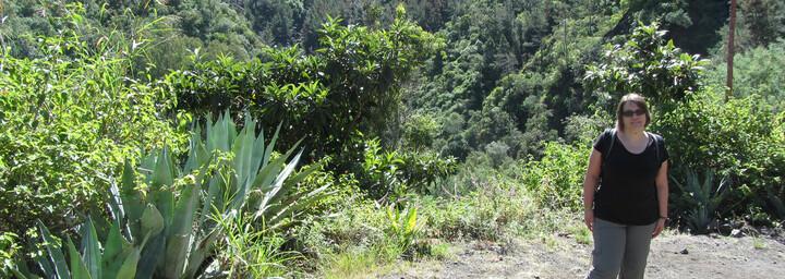 """La Réunion Reisebericht: Reiseexpertin Silke auf der Rundwanderung """"Le Bras Rouge"""""""