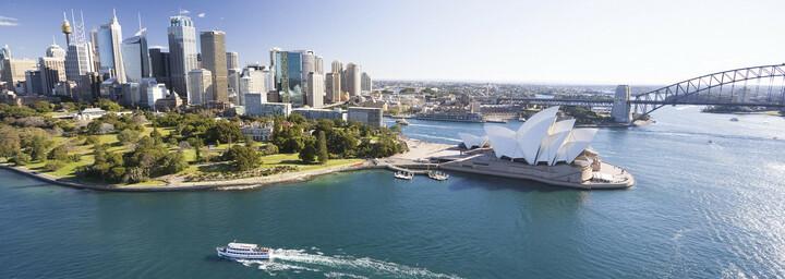 Sydney Oper & Skyline