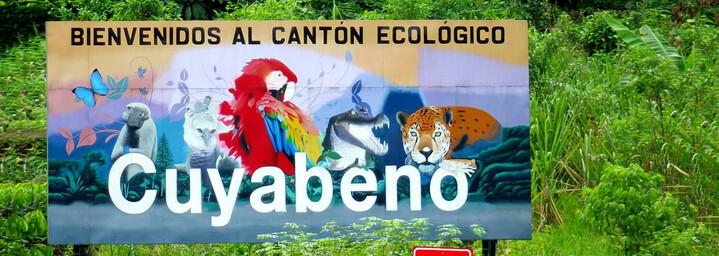 Ecuador und Galápagos Reisebericht - Cuyabeno Naturreservat
