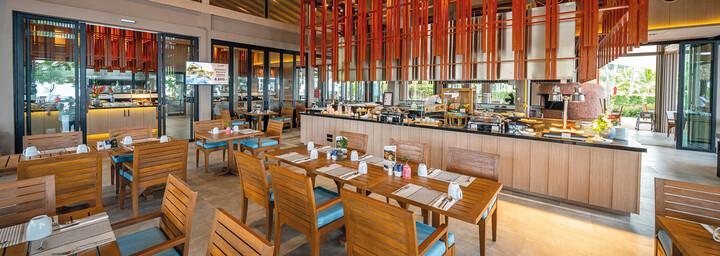 Restaurant - La Flora Khao Lak