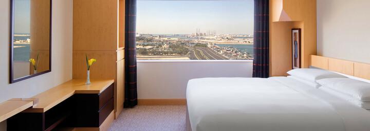 Beispiel Club-Zimmer Hyatt Regency Dubai