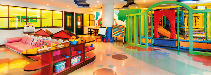 Kids Club - Mövenpick Resort & Spa