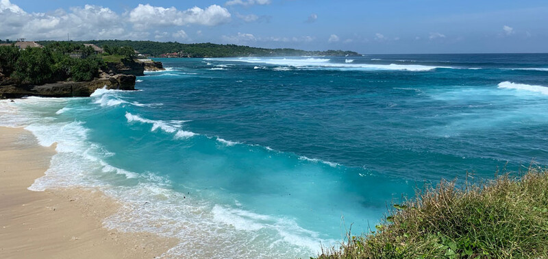 Reisebericht Bali Nusa Lembongan Dream Beach