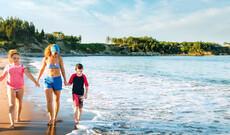 Maritimes Kanada für Familien