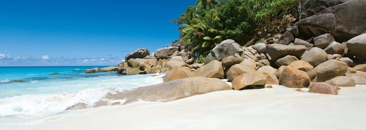 Strand des Constance Lémuria Seychelles