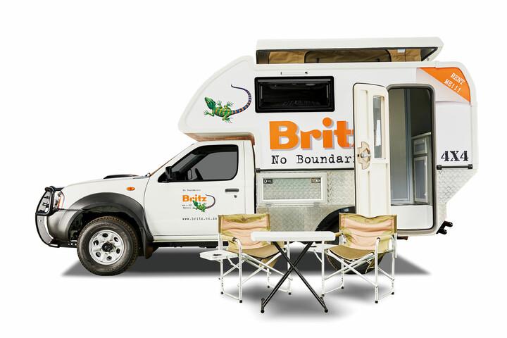 Britz 4WD Single Cab NAVI