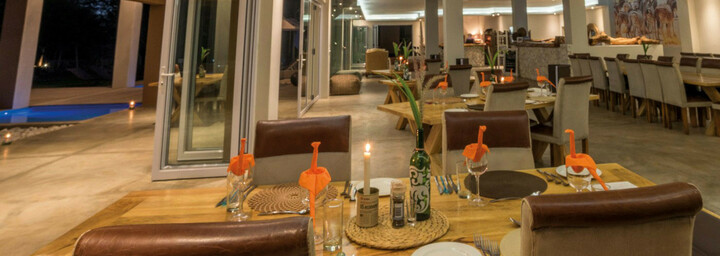 Toshari Lodge Restaurant