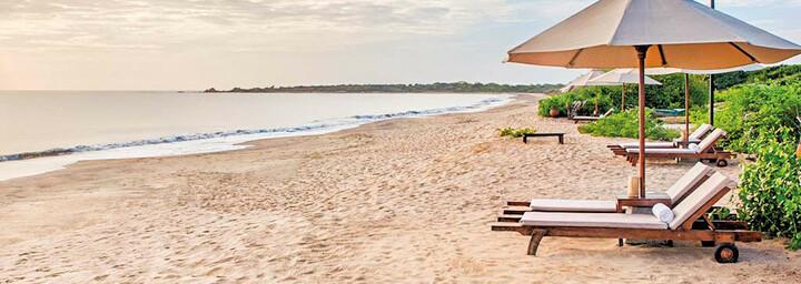Strand des Jungle Beach by Uga Escapes