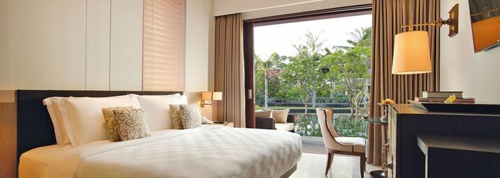 The Anvaya Beach Resort Beispiel Deluxe-Zimmer