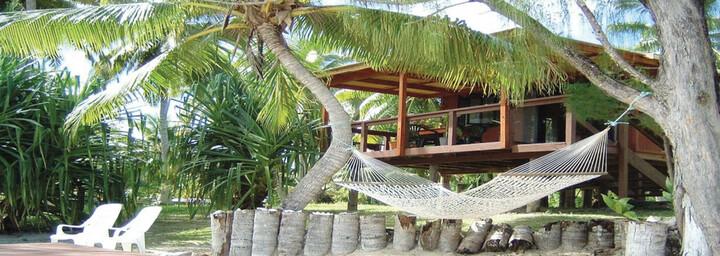 Aitutaki Beach Villas
