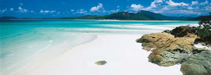 Reisebericht Australien: Whitsunday Islands