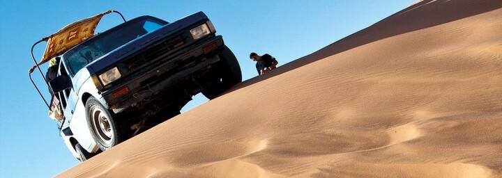 Wadi Rum Jeeptour