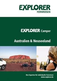 Australien & Neuseeland Camper Broschüre Download